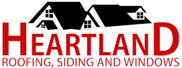Minnesota Heartland Roofing, Siding and Windows Logo