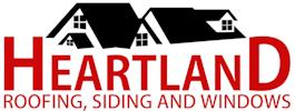 Minnesota Heartland Roofing, Siding and Windows Logo