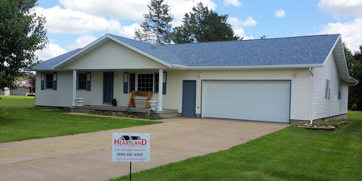 Photo Gallery Minnesota Heartland Roofing Siding And